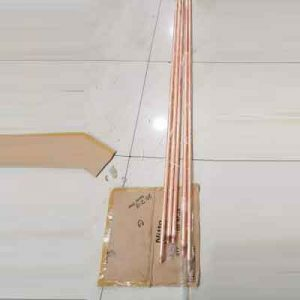 Copper Bonded 3/4 inch 3 meter Earth Grounding Rod