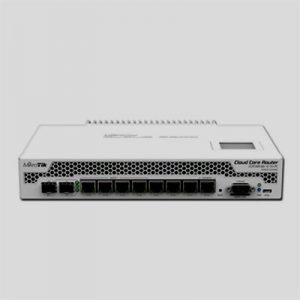 Mikrotik CCR1009-7G-1C-PC Routerboard Cloud Core Router