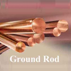 grounding rod 5/8″ tembaga murni